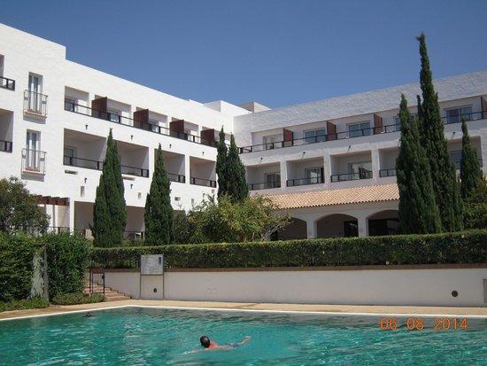 Hotel Fuerte Conil - Costa Luz: Habitacion frontal en todo el rincon