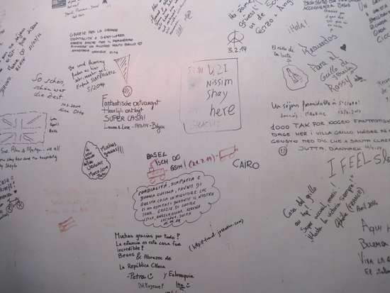 Casa Grillo: ulteriori conferme di quanto scritto