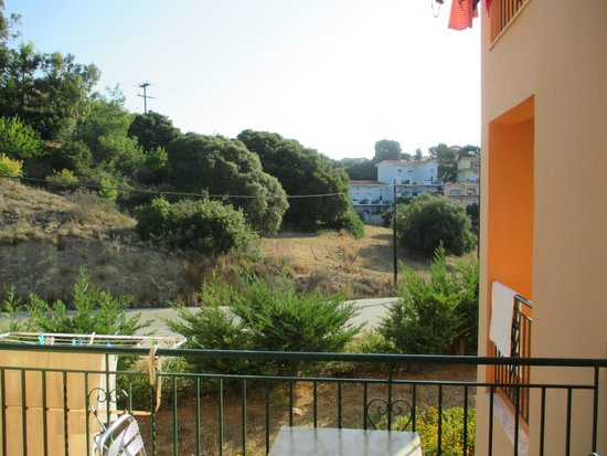 Eleana Studios: View from room 80