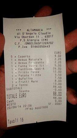 Porto San Giorgio, Italy: 20 agosto 2014