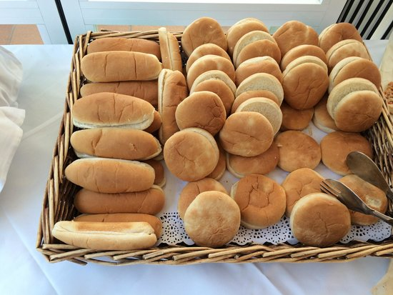 "Insotel Tarida Beach Sensatori Resort : Nährwert? Brot im ""Themenrestaurant"""