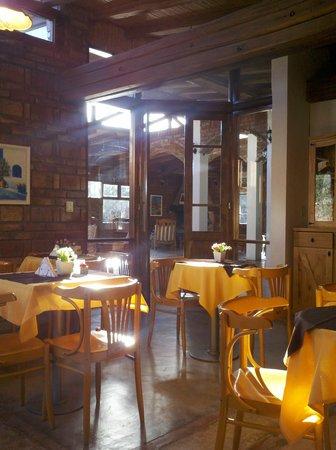 Posada El Encuentro: Desayunar asi es un placer