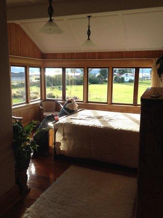 Te Anau Lodge: Notre chambre
