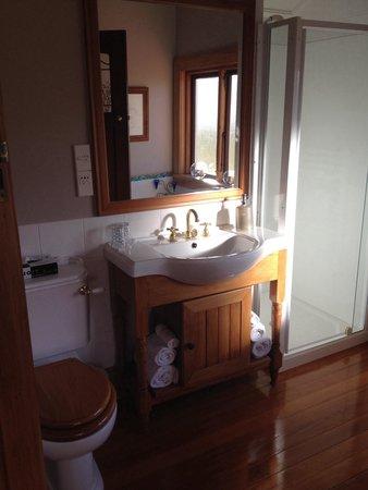 Te Anau Lodge : Salle de bain