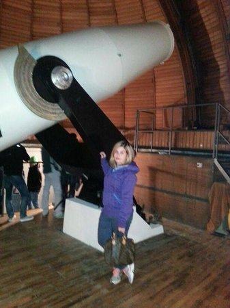 Rifugio Campo Imperatore: Osservatorio Astronomico