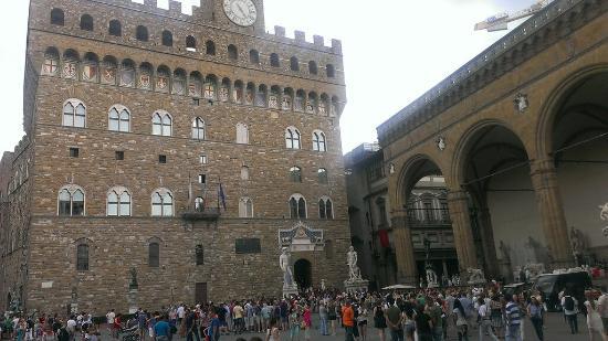 Photo of Palazzo Vecchio taken with TripAdvisor City Guides
