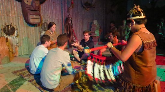 Site Traditionnel Huron: Spectacle (payant)