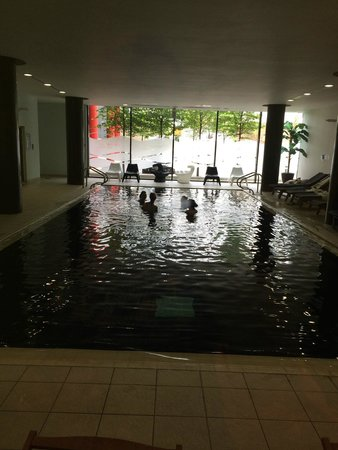 Hotel Swimming Pool Picture Of Park Inn By Radisson Manchester City Centre Manchester