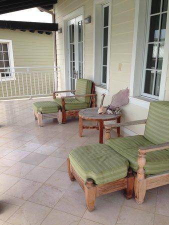 Scrub Island Resort, Spa & Marina, Autograph Collection: Large Balcony