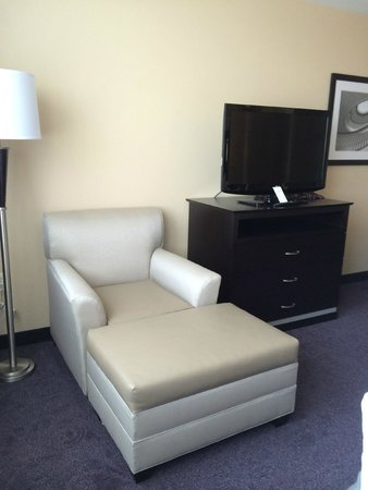 The Strathallan Rochester Hotel & Spa - a DoubleTree by Hilton: great for lounging