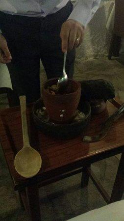 Erzincan Restaurant : Kebab della casa