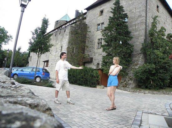 Hotel Burg Colmberg: У отеля