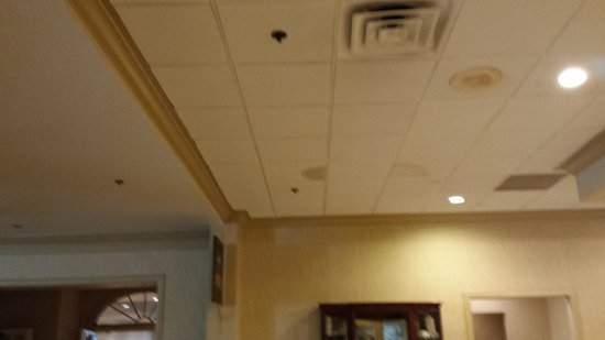 Lancaster Host Resort and Conference Center : lobby