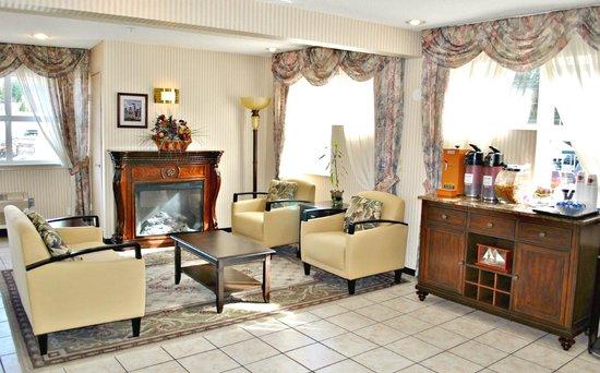 Comfort Inn Port Orchard : Lobby