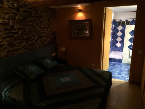 Hotel Cal Llop: Chambre