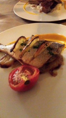 Restaurant Turandot: Pescado del día