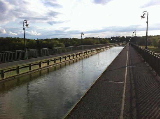 Pont Canal de Briare: Ponte d'acqua