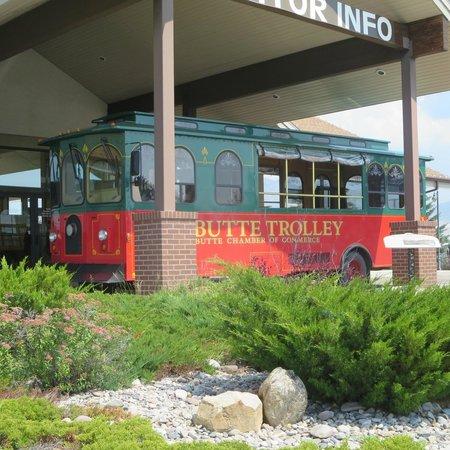 Butte Trolley Tour: Butte Trolley