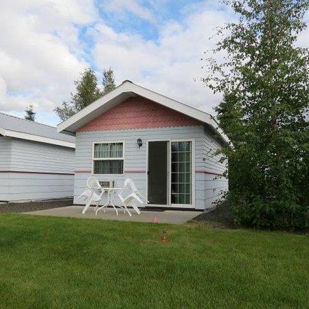 River's Edge Resort: Little cottages