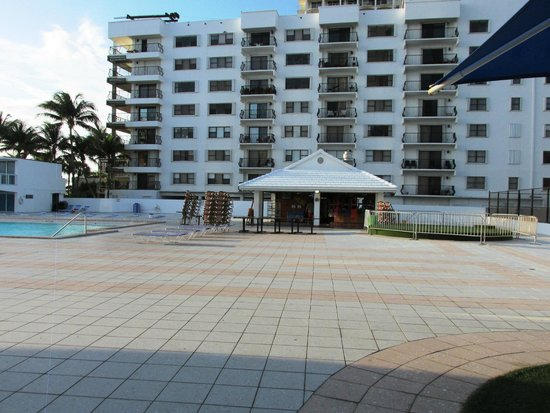 Design Suites Miami Beach: Piscine