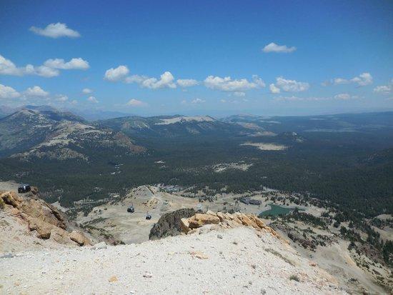 Mammoth Mountain : Mountain View