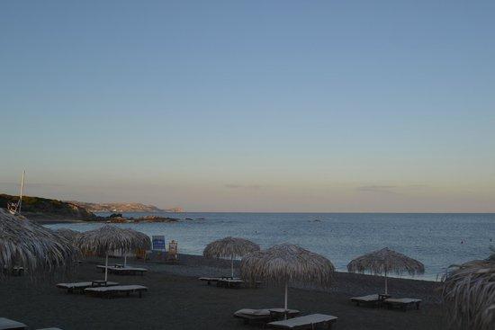 Lindian Village: Lardos Beach