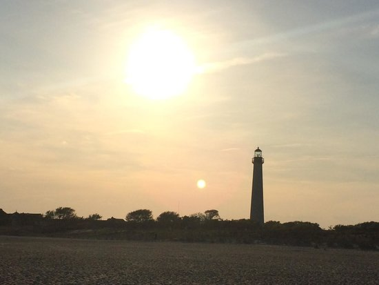 Cape May Lighthouse: Serene lighthouse