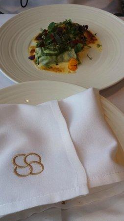 Sunborn London: Fabulous dinner