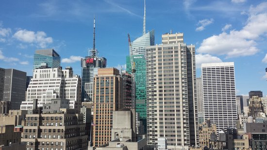 Hilton Garden Inn New York/West 35th Street: view from 3108