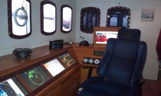 Nordsoen Oceanarium : boat