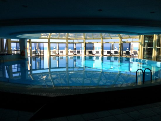 Crystal Sunrise Queen Luxury Resort & SPA: Indoor Pool