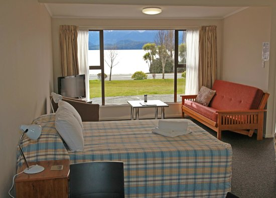Te Anau Lakeview Holiday Park : Lakeview Tourist Flat