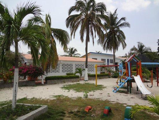 Hotel Isla Arena Plaza: area infantil