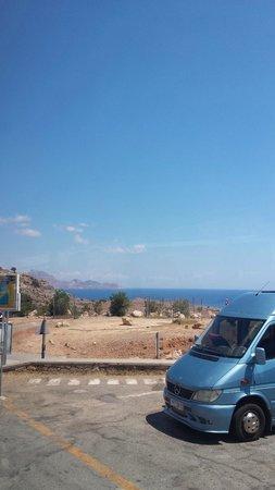 Lindos: view