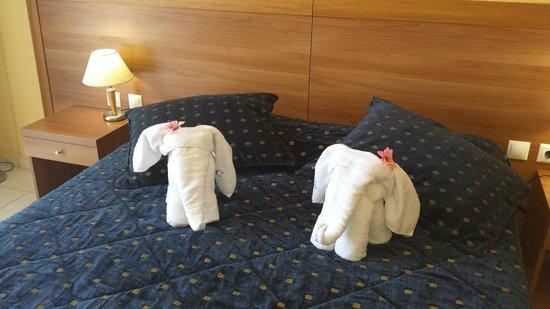 Contessa Hotel: καλωσόρισμα