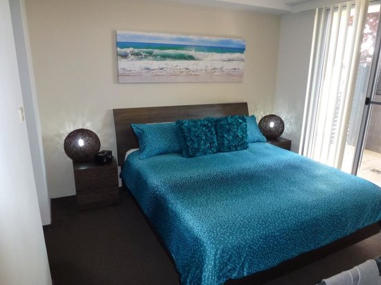 Cote D'Azur: Awesome Unit 35 ground floor main bedroom