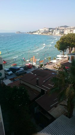 Marti Beach Hotel: odanızdan bütün plajı izleyebilirsiniz