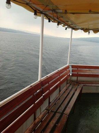 Cruising around Loch Lomond