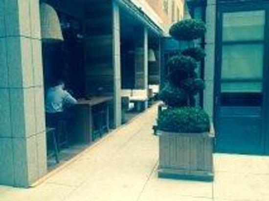 The Spencer Hotel Dublin IFSC: Zen Garden