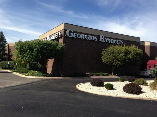 Quality Inn & Suites: Georgios Banquets