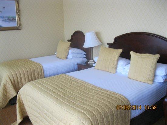 Granville Hotel: Comfy beds