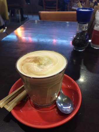 Page 27 Cafe: Best coffee in the Alice