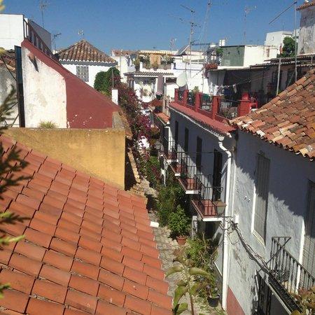 La Villa Marbella: View from rooftop terrace