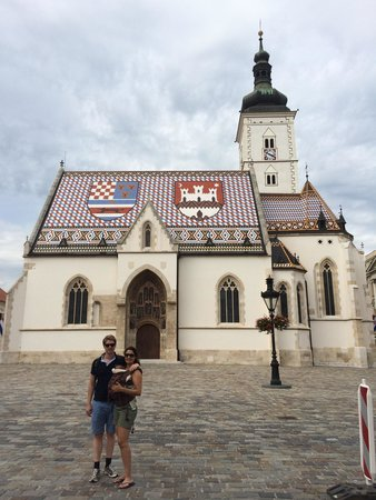 Upper Town (Gornji Grad) : :) Happy