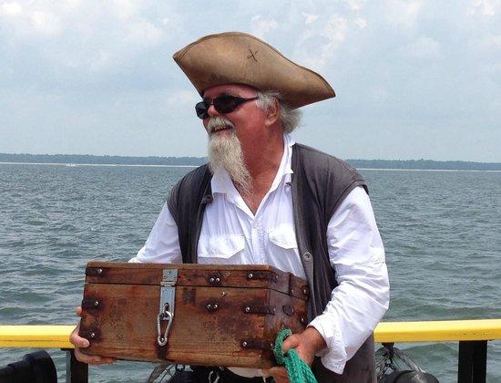 Pirates of Hilton Head : Ship Captain