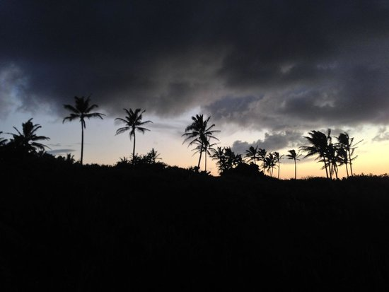 Montage Kapalua Bay: Montage Kapalua Sunset