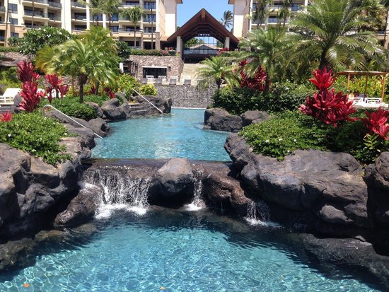 Montage Kapalua Bay: Swimming Pool