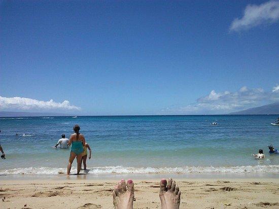 Kapalua Beach: High Noon