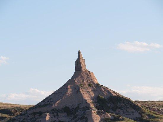 Chimney Rock National Historic Site: Chimney Rock