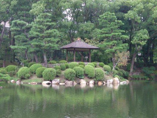 広島 縮景園 跨虹橋 - Picture of Shukkei-en Garden, Hiroshima ...